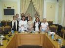 Συνάντηση του Ελληνικού Δικτύου Γυναικών Πρεσβειρών Επιχειρηματικότητας με το μέλος του Σουηδικού Δικτύου Πρέσβειρα Ulla-lisa Thorden - Ηράκλειο 16-20/5/2012